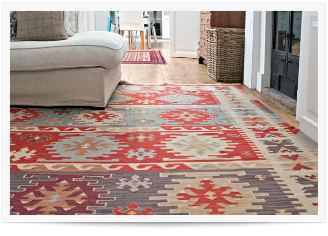 Maintaining Your Area Rugs in Traffic Areas