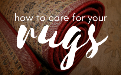 How to Care for a Rug