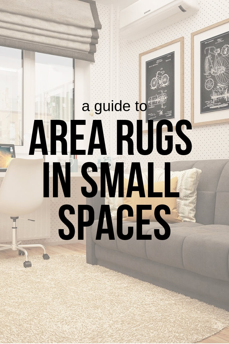A Guide to Area Rugs in Small Spaces - Southside Chem-Dry