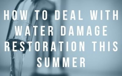 How to Deal with Water Damage this Summer
